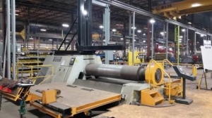 China Cole Tuve Four Roll Plate Bending Roll, Model 4RS-10-640  2012! on sale