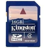 China SD Card Kingston SD Card 16GB SD card manufacturers supply on sale