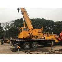Used Truck Cranes used 25ton truck crane XCMG QY25K-II
