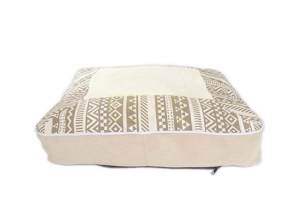 China Top selling soft pp cotton washable pet bed luxury dog bed on sale