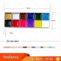 China Certificate cute face paint ideas painted face non toxic face paint on sale