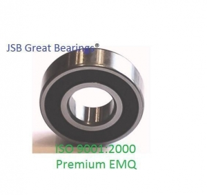 China Shaft Collars 6004-2RS Premium seal 6004 2rs bearing 6004 ball bearings 6004 RS ABEC3 on sale