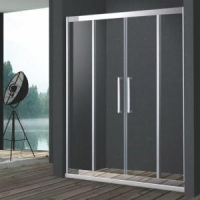Custom Size Stainless Steel Material Shower Door/enclosures/room/ screen/stalls/partition