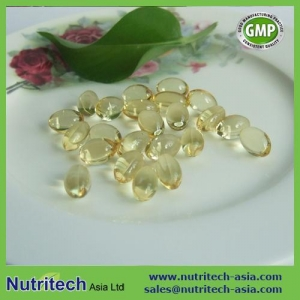 China Garlic oil softgel Capsule on sale