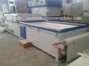 China door lamination machine price on sale