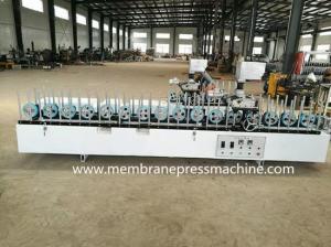 China veneer profile wrapping machine on sale