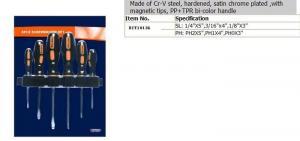China SCREWDRIVERS,BITS& HEXAGON KEY on sale