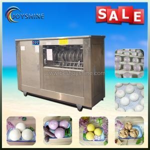 China Automatic Efficient Round Steamed Bread Molding Machine on sale