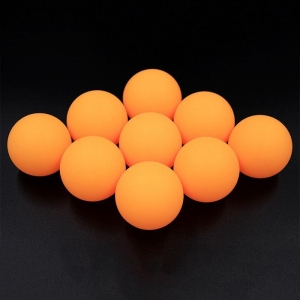 China Wholesale Plastic Ping Pong Table Tennis Balls on sale