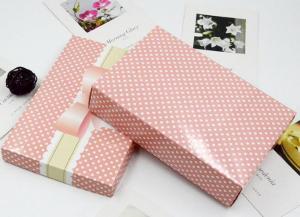 China Paper Box Gloss lamination paper box on sale