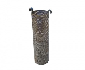 China Round titanium basket on sale