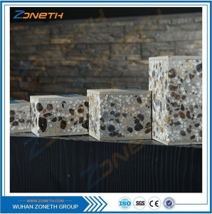 China Manufacture India sandwich cement decorative wall panel sys wholesale