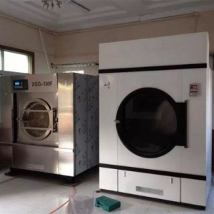 China 100KG Commercial Laundry Dryer Machine on sale