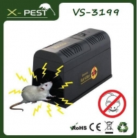 Electronic Mouse Trap Rat Pest Killer Cage
