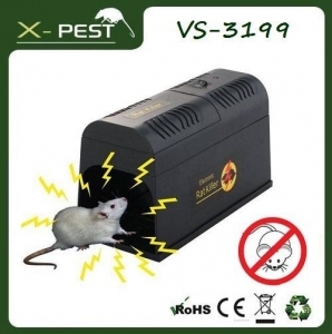 China Electronic Mouse Trap Rat Pest Killer Cage on sale