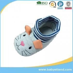 China Baby boots,baby lovely Cartoon pattern shoes on sale