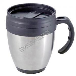China beer coffee mug travel mug ITEM:15RB2587-RD on sale