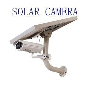 China Solar Camera Solar Powered Security Camera on sale
