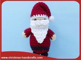 China Knitted Yarn Christmas Craft on sale
