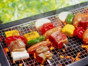 China barbecue wire mesh on sale
