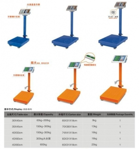 China Unfoldable Plaform Scale DY-5010A on sale