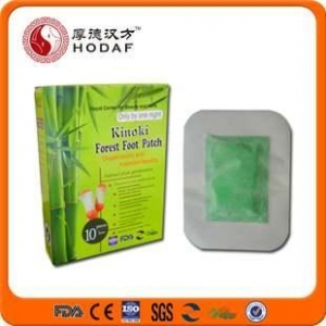 China Aroma Forest foot patch on sale