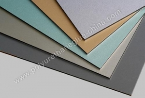 China Glue aluminium plastic composite panel to XPS extruded board on sale