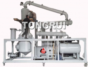 China Free Installation Environmental Friendly Used Motor Oil Recycling Machine on sale