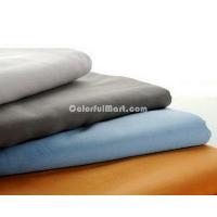600 Thread Count Egyptian Cotton Sateen Luxury Flat Sheet