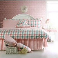 British Style Girls Princess Bedding Sets