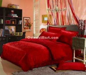 China About Rose Discount Luxury Bedding Sets on sale