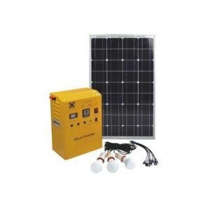 China 10W home lighting solar power system home with FM radio and MP3/SD card music on sale