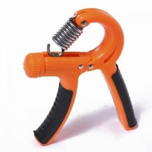 China Hand Grip Fitness Gym TPR handle adjustable hand grip on sale