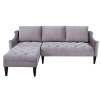 Jennifer Taylor Amelie Reversible Chaise Sectional By Room