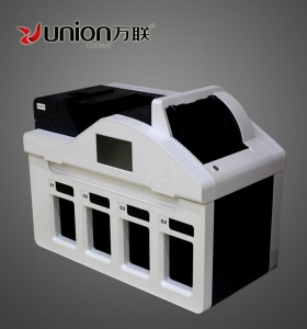 China Money Sorters Type No.4-pocket money sorter on sale