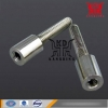 China Lathe machining Iron parts - NC Instrument parts Copper insert for sale