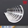 China cnc miller - Aluminum parts machining for sale