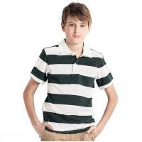 Summer School Uniform Polo Shirts for Boys