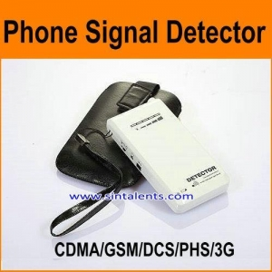 China NC-06,Mobile Phone Signal Detector,CDMA,GSM,DCS,PHS/3G Signal Detector, Only detector Mobile Phone on sale