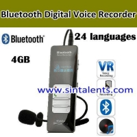 China Audio products R-188,Bluetooth Voice Recorder, Mobile Bluetooth recording,VOR,High quality, 8GB on sale