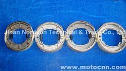 China Scooter Performance Parts, Racing Parts brake shoe brake shoe on sale