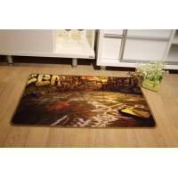China Nylon high definition printing door mat on sale