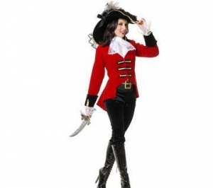 China Sexy Costumes high quality women pirate costume w1890 on sale