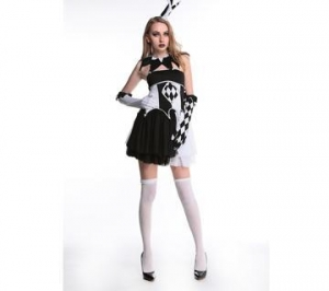China Sexy Costumes Halloween Costume cosplay M40219 on sale