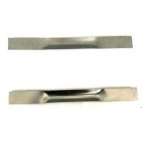 Tungsten boats and molybdenum boats