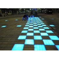 LED zebra crossing