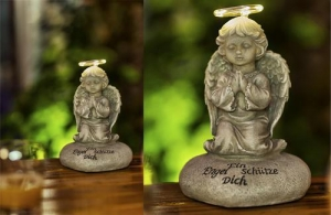 China Angel solar lights on sale