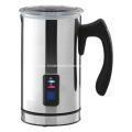 China Automatic Stainless Steel Coffee Maker Milk Frother Milk Foamer and Warmer on sale