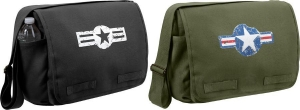 China Rugged Urban Fashion Canvas Messenger Bag on sale