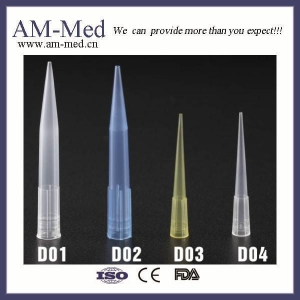 China Laboratory Test Products Pipette Tips on sale